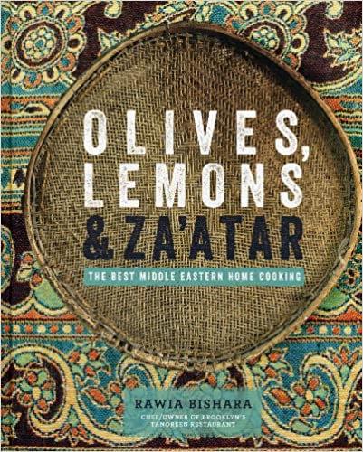 Olives, Lemons & Za'atar/ Rawia Bishara