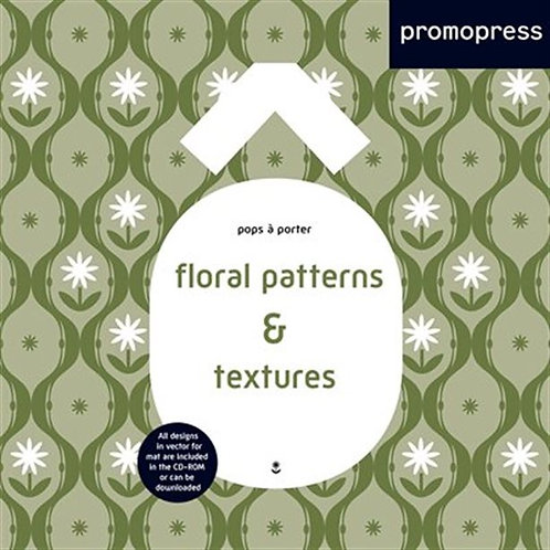 FLORAL PATTERNS & TEXTURES.: POPS A PORTER