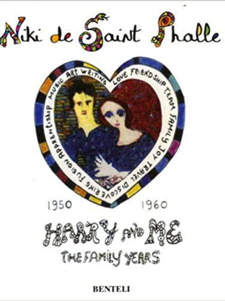 Harry and Me: The Family Years/ Saint de Niki Phalle