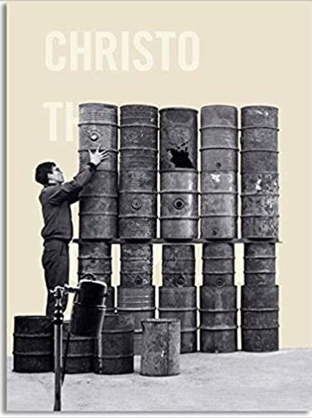 Christo: The Paris Sculptures 1961/ Christo