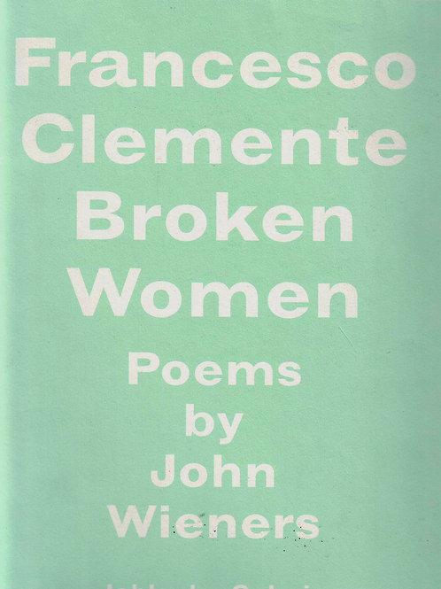 Francesco Clemente Broken Women