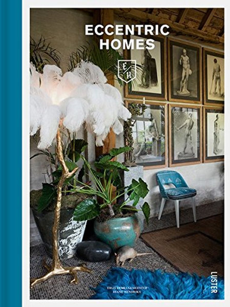 Eccentric Homes Hardcover/ Thijs Demeulemeester