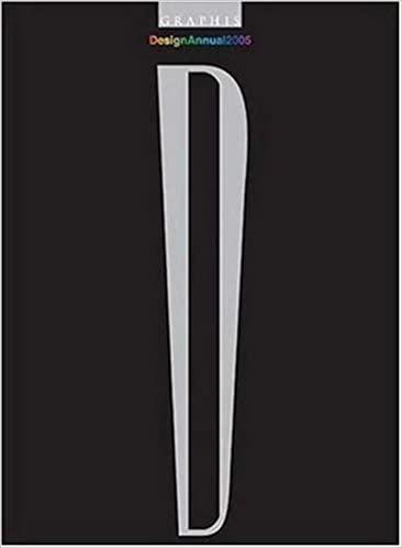 Design Annual 2005 2005/ B. Martin Pederson