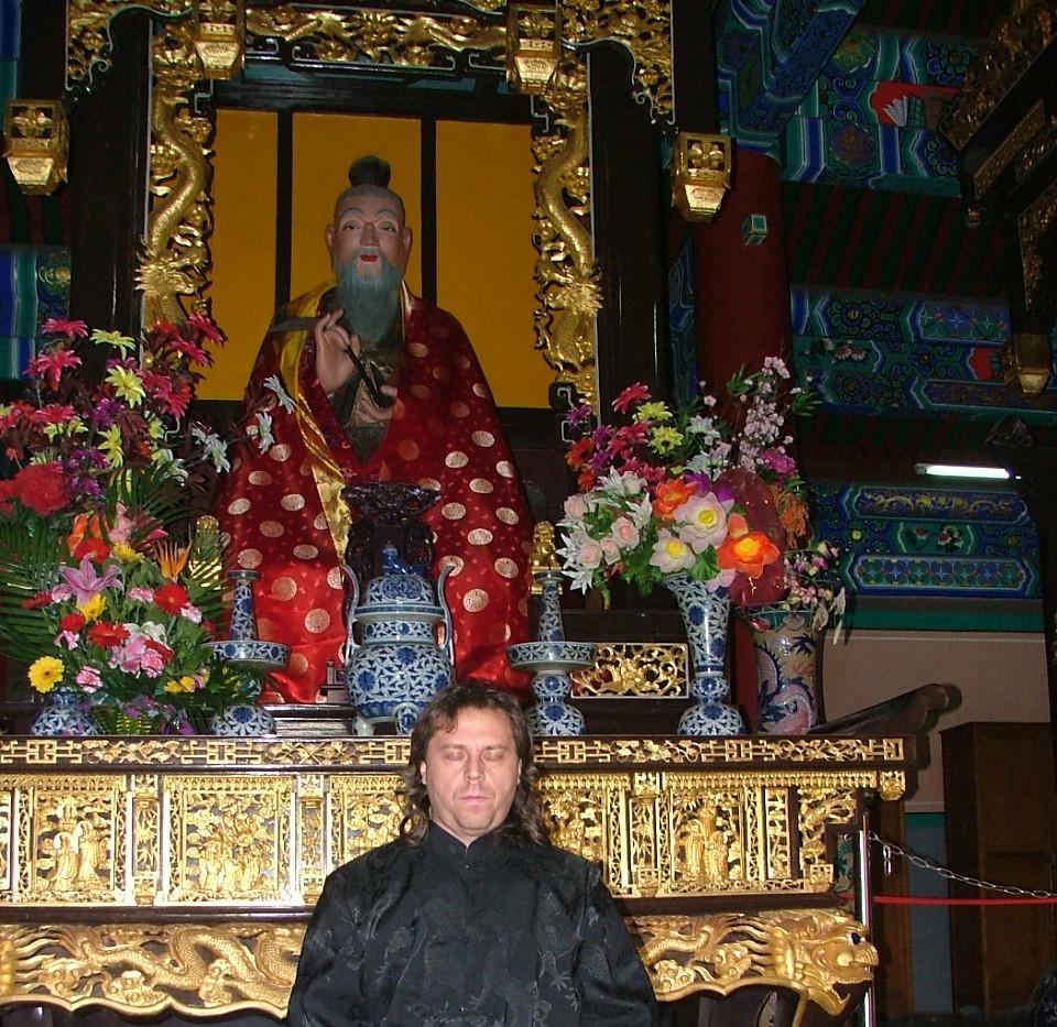 Baiyunguan (Tempio Nuvole Bianche)