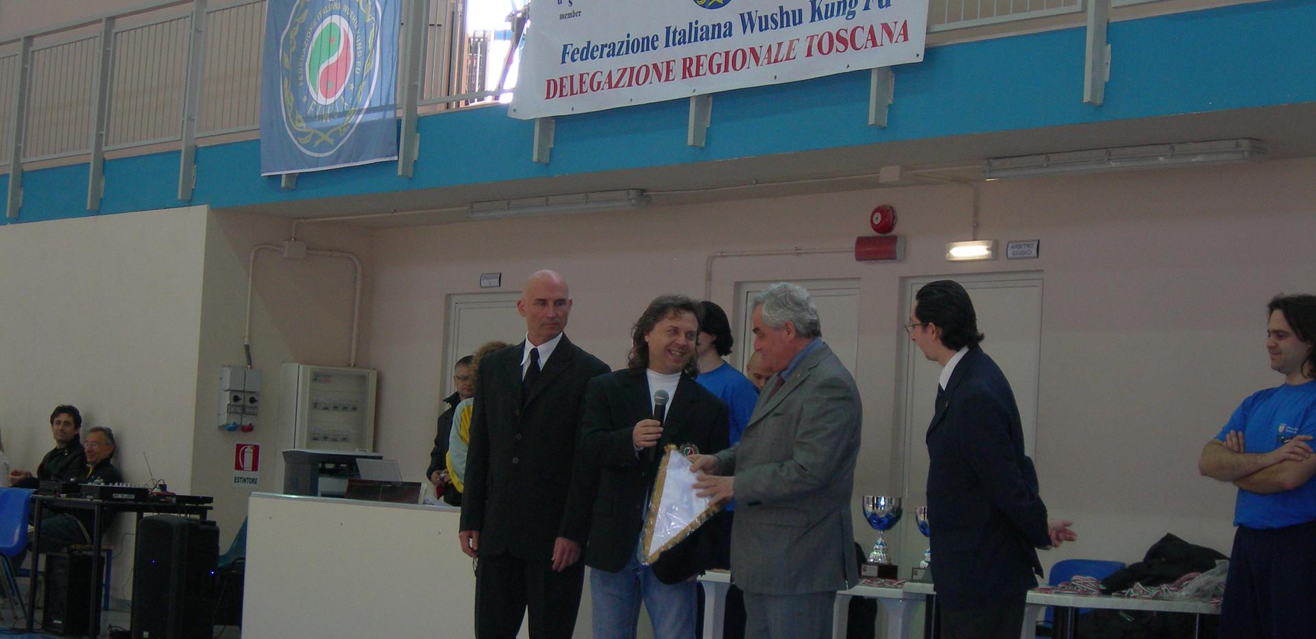 Delegato Regionale al campionato toscano