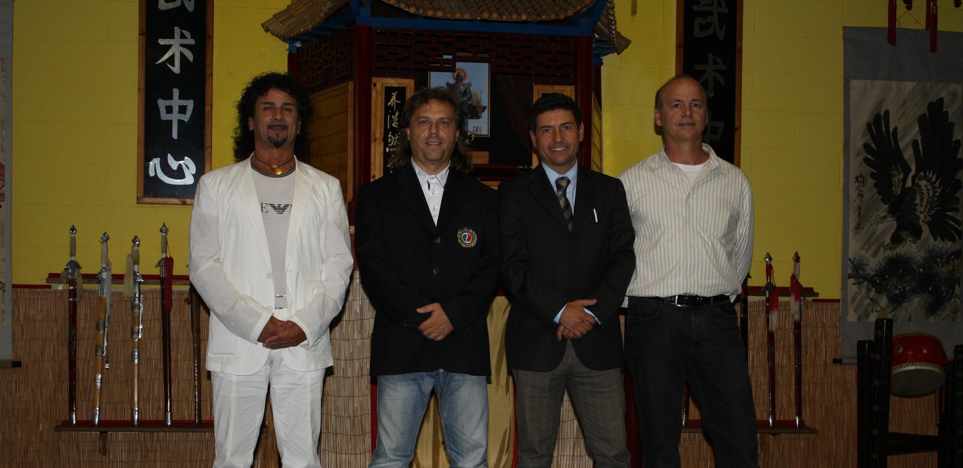 Con il Presidente Nazionale Fiwuk Ettore