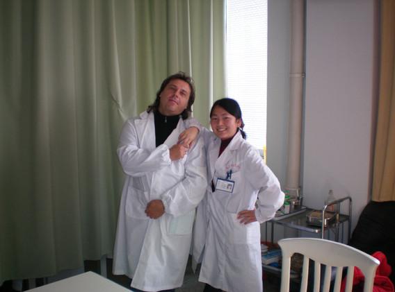 Ospedale di Nanchino