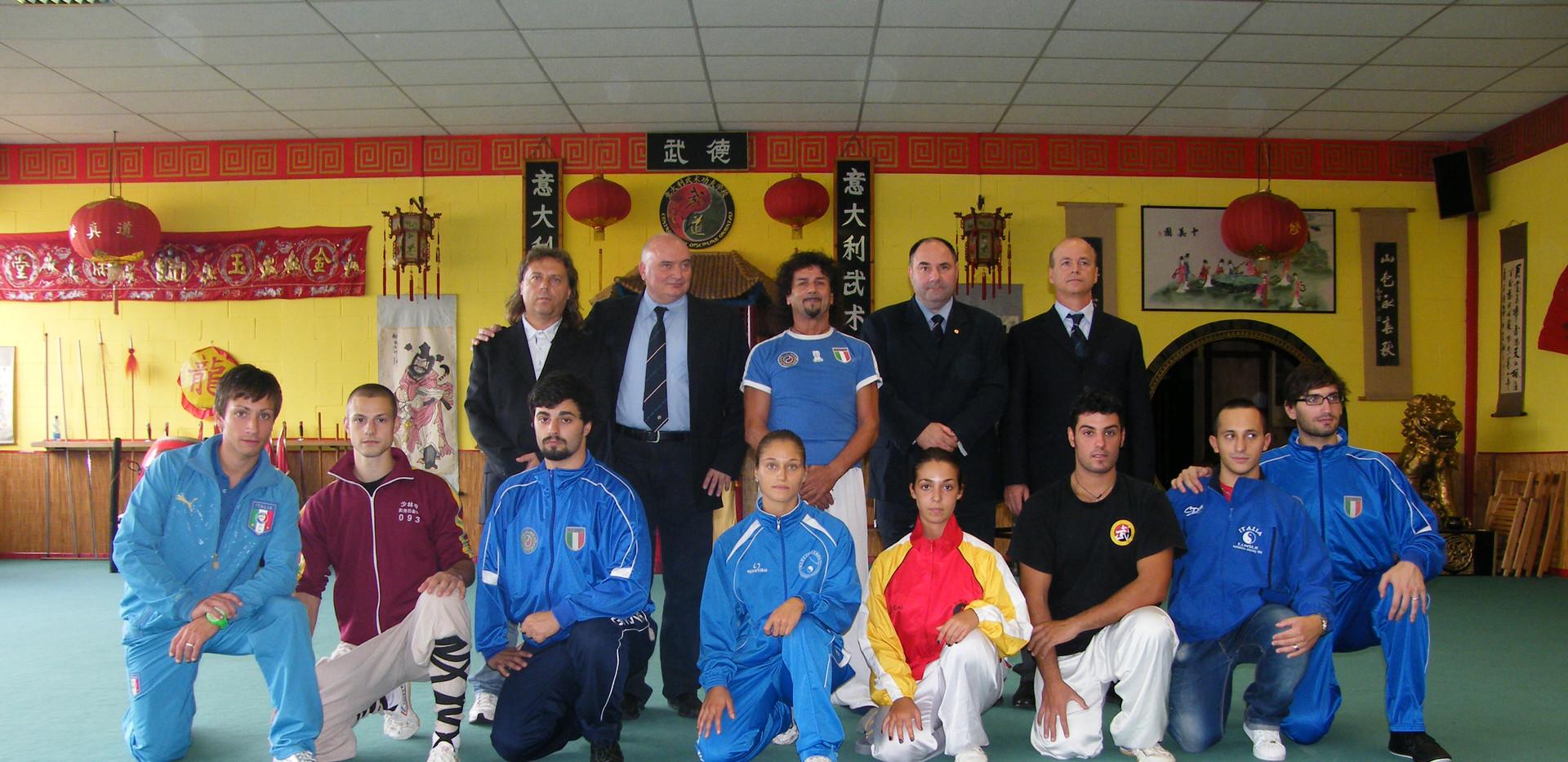Selezione campionato europeo 2010