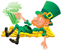 Leprechaun_with_Beer_PNG_Clipart.png