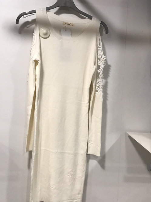 Robe en pull