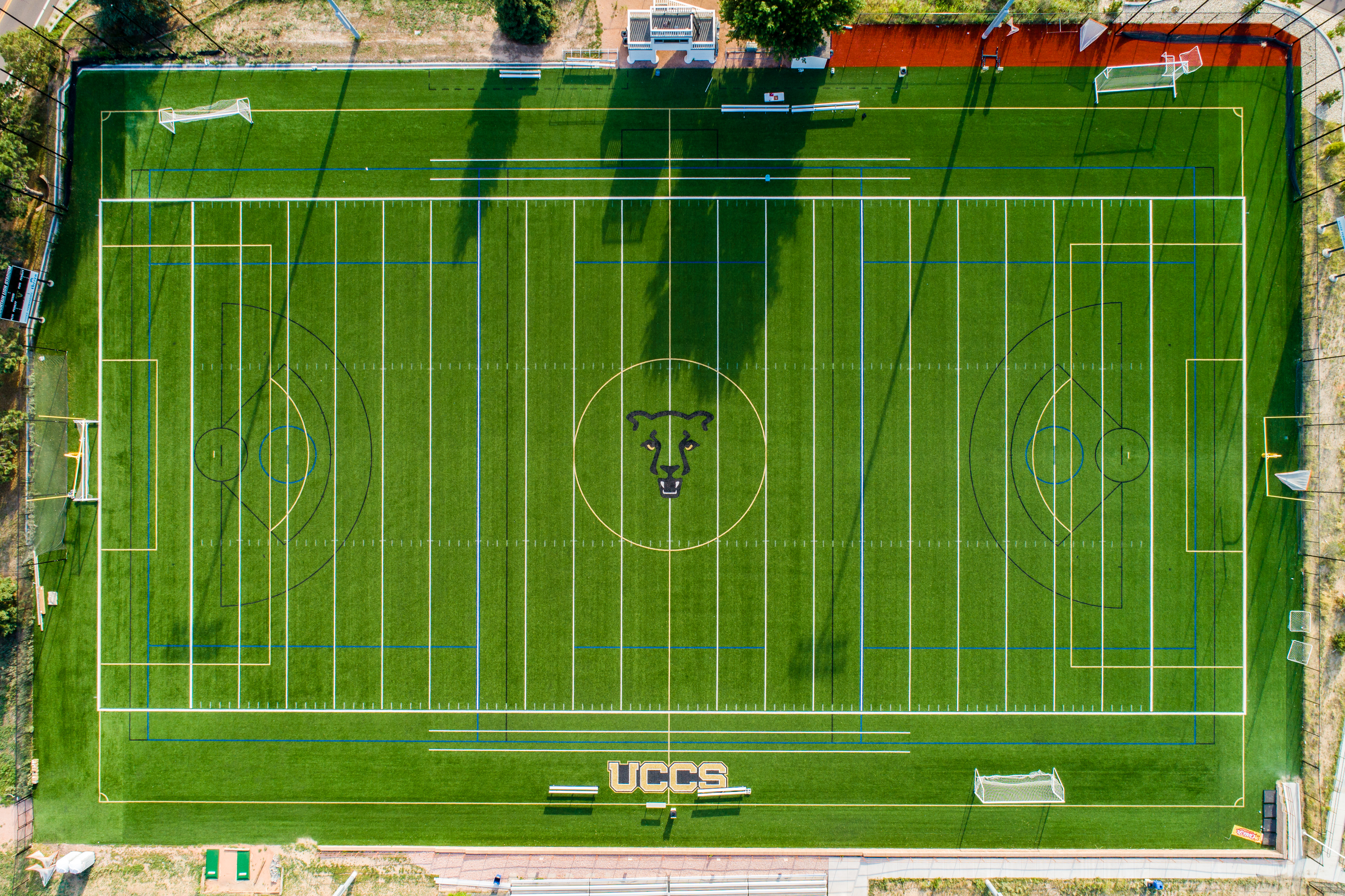 UCCS Soccer Field