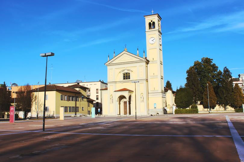 Piazza della Pieve