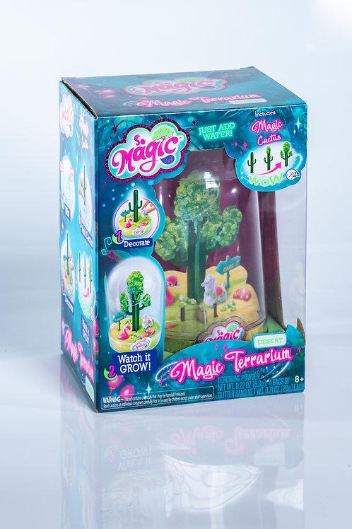 So Magic - Large Magic Terrarium Kit- Desert #28201005