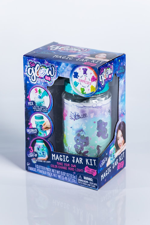 So Glow DIY magic Jar Kit #28201011