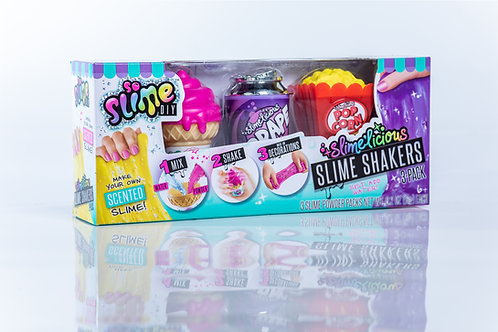 Slime'licious Scented Slime 3-Pack ( Ice Cream, Grape Soda & Popcorn ) #28201007