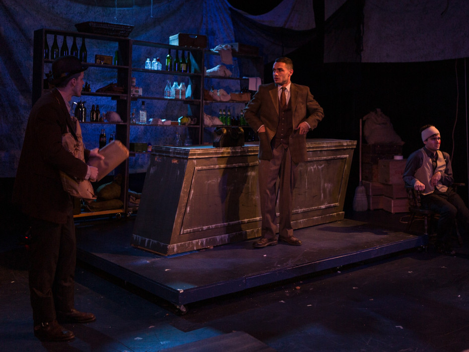 Doctor | The Cripple of Inishmaan