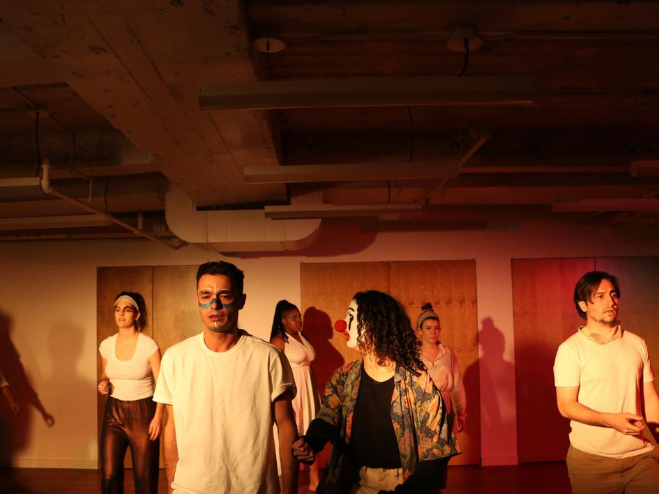 Movement Project | Stella Adler Acting Studio NYC