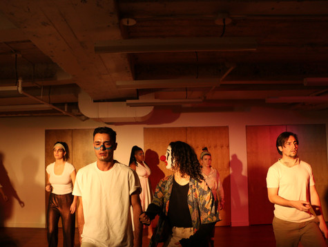 Movement Project | Stella Adler Acting Studio NYC