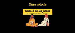CLASE ABIERTA CURSO 8