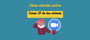 CLASE ABIERTA CURSO 10