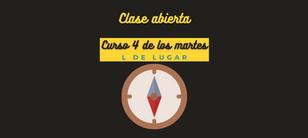 CLASE ABIERTA CURSO 4