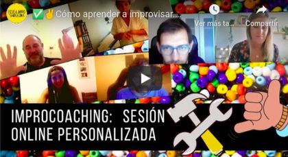 vídeo-improcoaching