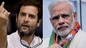 Rahul: 12cr jobs lost but for govt 'sab changa si'