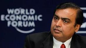 Mukesh Ambani Beats Warren Buffett & Elon Musk To Become The 6th Richest Man In The World