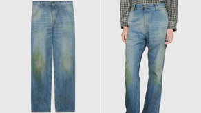 Fake ₹88,000 Gucci jeans