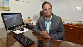 Delhi minister Satyendar Jain tests negative for Covid-19, likely to be sent home today