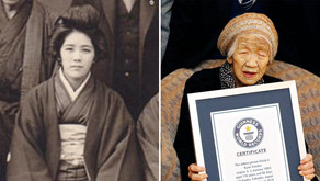Japanese oldest person on record at 117