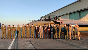 """""""Beauty And The Beast"""": First Batch Of Rafales For India Leaves France"""