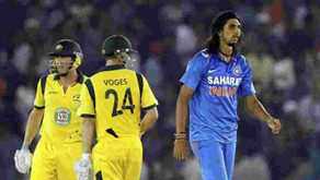 Called girlfriend, cried like a child: Ishant on conceding 30 runs in 1 over vs Aus