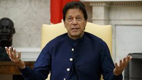 'No doubt' India was behind Karachi stock exchange attack, says Imran Khan