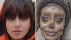 'Zombie Angelina Jolie' jailed for 10 years