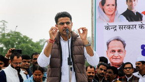 Not joining BJP: Sachin Pilot after being sacked as Rajasthan Deputy CM