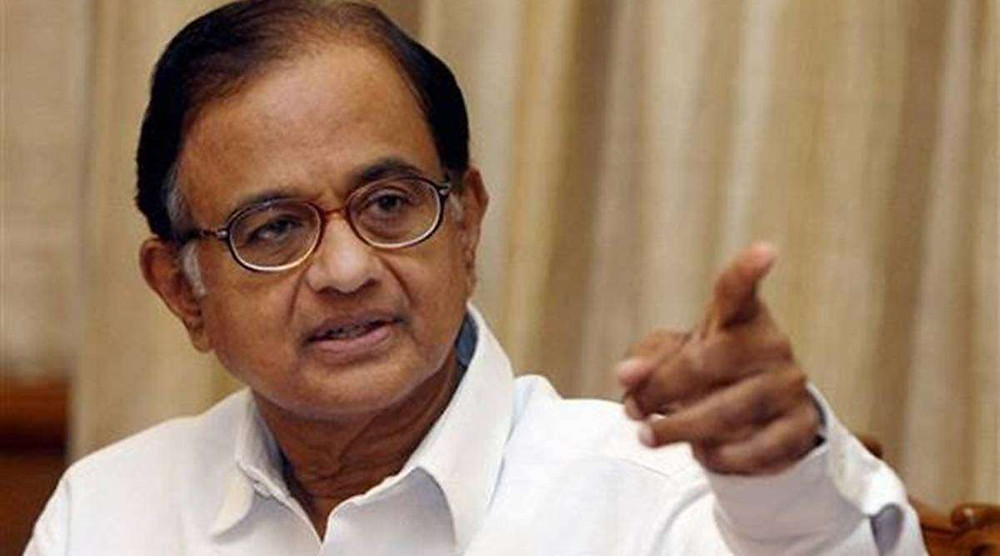 Ask Trump if extraditing 19 lakh people from Assam is possible: Chidambaram to Modi