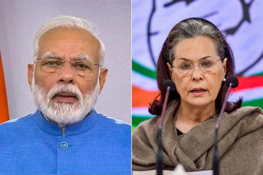 Modi govt running the business of fear: Sonia