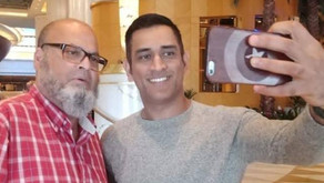 Chacha Chicago superfan from Pakistan: Dhoni has retired and so have I