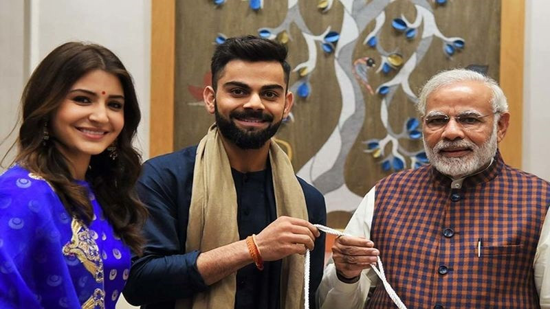 You & Anushka will be amazing parents: PM on Virat's b'day wish