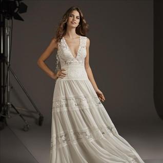 beste Wahl Entdecken Sie die neuesten Trends noch eine Chance Hippie Brautkleid Boho, Hochzeitskleid Vintage, Karlsruhe ...