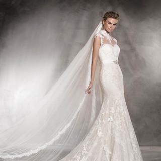 promo code 3708d 852b7 Hochzeitskleid, Brautkleid mit Spitze, Karlsruhe, Baden ...