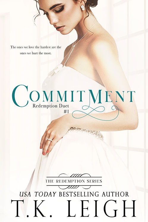 Signed Paperback of Commitment