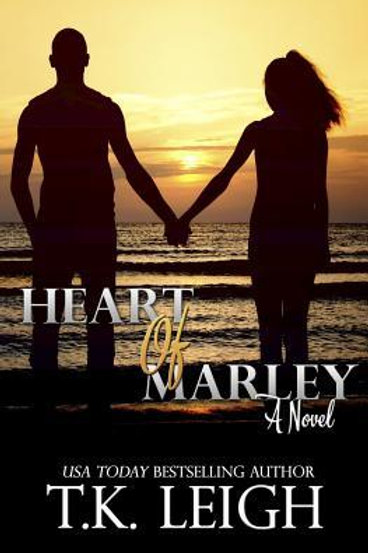 Signed Paperback of Heart Of Marley (Original Cover)