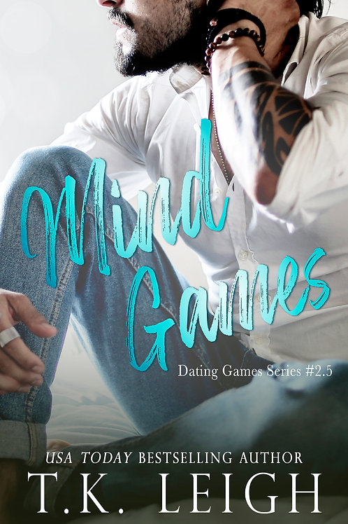 Signed Paperback of Mind Games