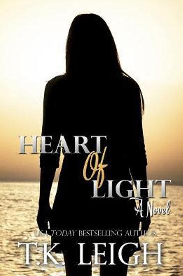 Signed Paperback of Heart Of Light (Original Cover)