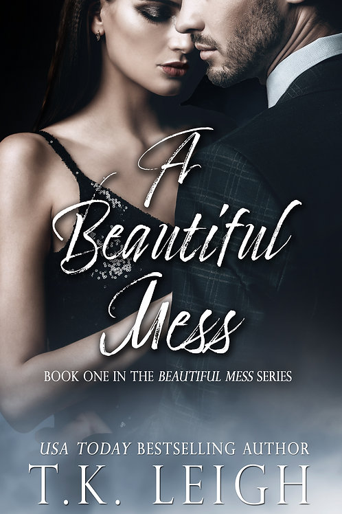 Signed Paperback of A Beautiful Mess