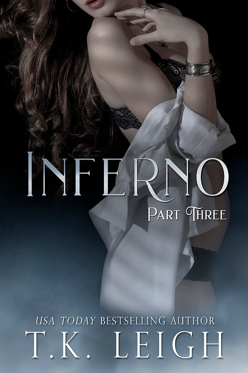 Signed Paperback of Inferno: Part 3