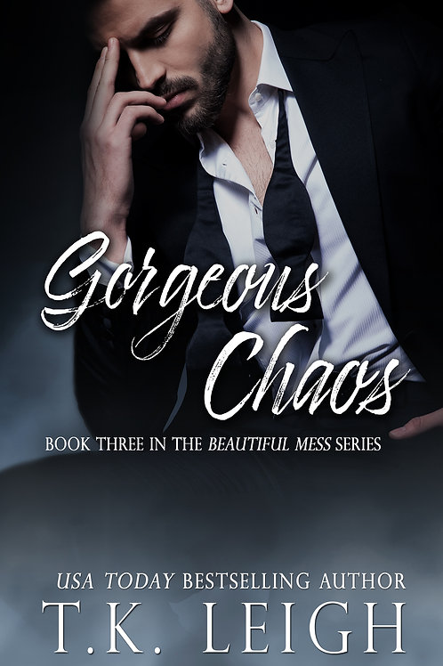 Signed Paperback of Gorgeous Chaos