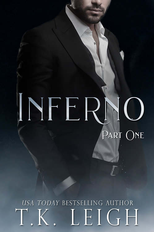 Signed Paperback of Inferno: Part 1